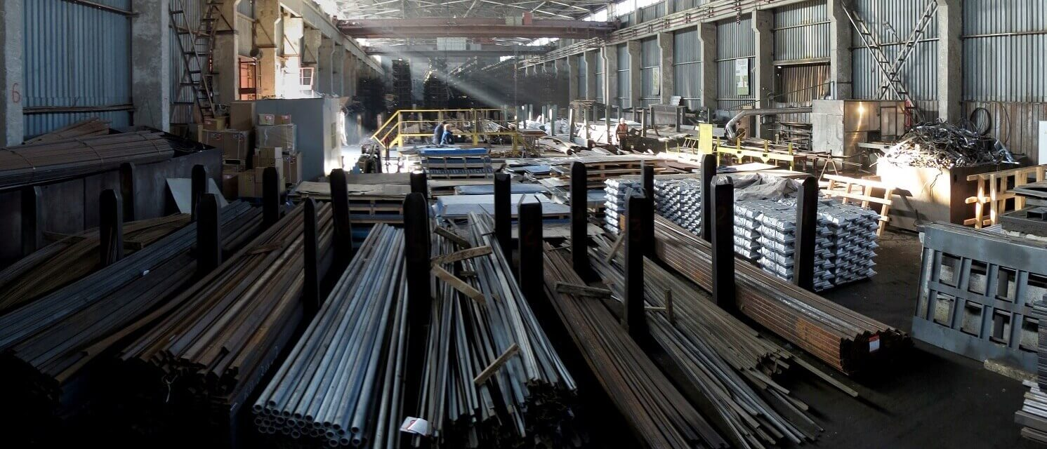 Хранение металлопроката | МСК Украина