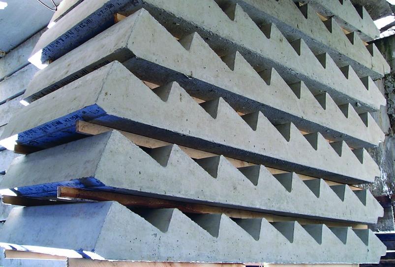 Железобетонные лестницы, марши, ступени