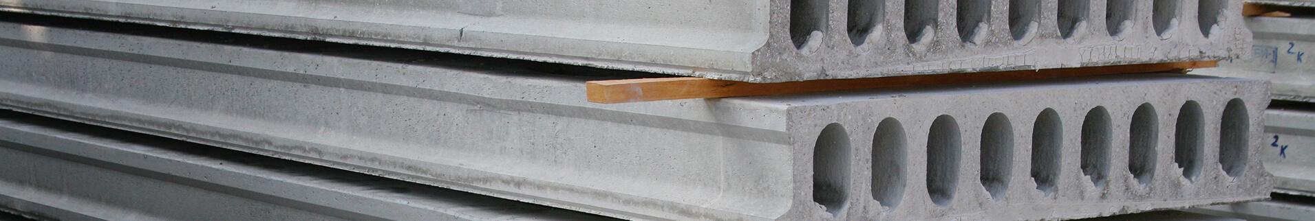 Плиты балконов